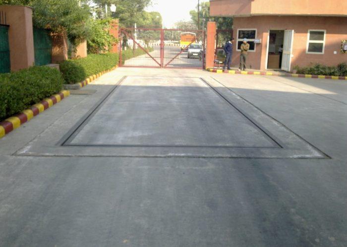Concrete Pit Type Weighbridge 1